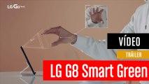 LG G8 Smart Green