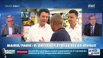 Brunet & Neumann : Mairie/Paris, B. Griveaux étrille les ex-rivaux - 18/07