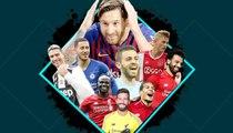 تقييم فريق عمل يوروسبورت لأفضل 100 لاعب في أوروبا موسم 2018-19 (اللاعبون 31-40)