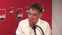 """Olivier Faure, premier secrétaire du PS estime que le projet EuropaCity, dans le Val-d'Oise, est """"un projet à rebours de l'histoire"""""""