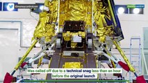 Chandrayaan-2 to launch on July 22