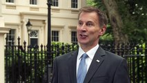 Jeremy Hunt: This is a 'closer race' than people think