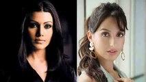 Nora Fatehi reacts on Koena Mitra's post on Saki Saki remake | FilmiBeat