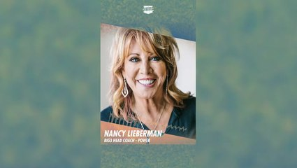 Basketball Legend And BIG3 Champion Nancy Lieberman Is Never Afraid When Given An Opportunity