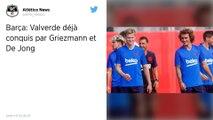 FC Barcelone : Ernesto Valverde compte beaucoup sur Antoine Griezmann