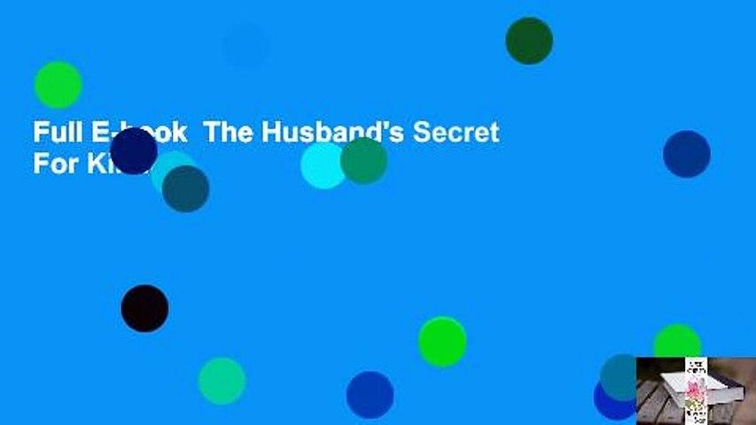Full E-book  The Husband's Secret  For Kindle