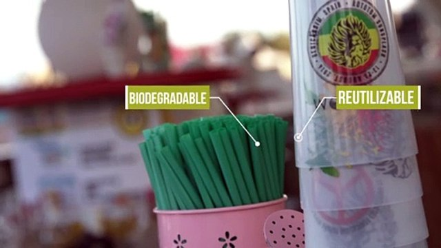 We are Plastic Free! Stop plastic bottles