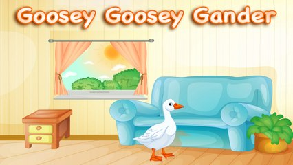 Sa - Goosey goosey gander - Versione Strumentale per Karaoke #canzonibambini