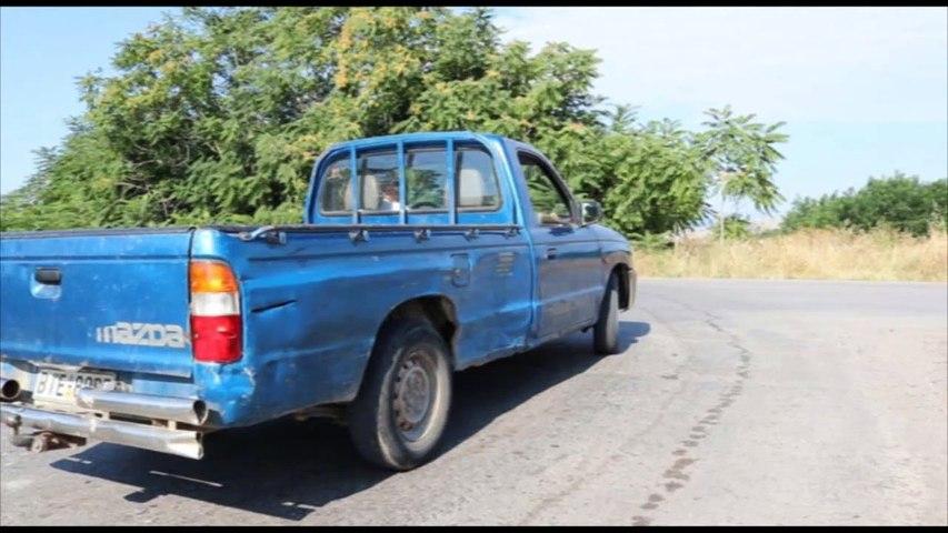 Καθημερινό φαινόμενο τα τροχαία ατυχήματα στον κόμβο του Μιχαηλίδη στη Θήβα