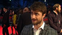 Daniel Radcliffe thinks he'd be a ridiculous James Bond