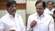 కాంగ్రెస్ ఎమ్మెల్యేలు టీఆర్ఎస్ లో చేరడం పై స్పందించిన కేసీఆర్ | KCR Explanation About Congress MLA's