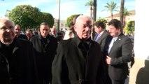"""El Vaticano desautoriza al nuncio que acusó al Gobierno de """"resucitar"""" a Franco"""