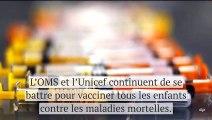 L'ONU lance une alerte mondiale : la vaccination stagne dangereusement malgré les épidémies