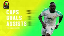 Feature: Mane: AFCON key player for Senegal