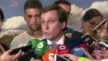 Almeida no recurrirá la sentencia del Tribunal de Cuentas