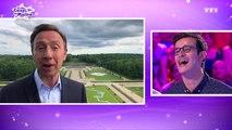 Les 12 coups de midi, TF1, Stéphane Bern envoie un message personnel à Paul, jeudi 18 juillet 2019