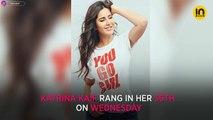 Katrina Kaif gives a sneak-peek into her 36th birthday celebrations