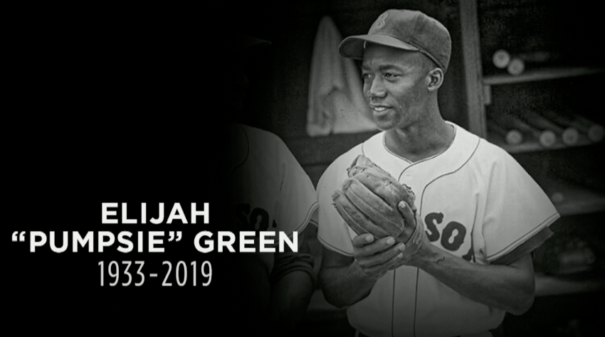Pumpsie Green On His Favorite Memory As A Red Sox Player