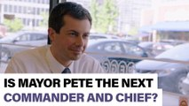 Military Times Reports: The Pete Buttigieg Interview