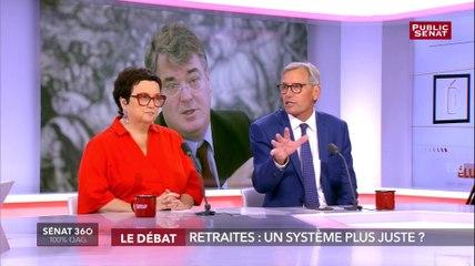 Retraites : « Le Parlement sera attentif à différentes choses  », insiste René-Paul Savary (LR)