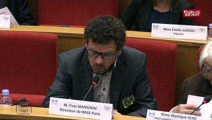 La colère d'Yves Marignac sur EDF et Framatome