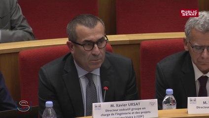 Xavier Ursat présente les trois possibilités pour réparer les soudures défectueuses