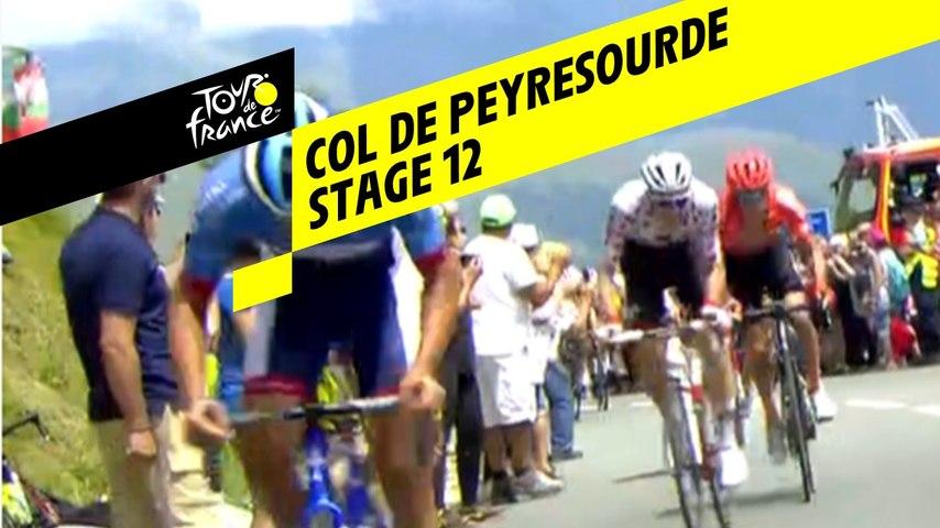 Col de Peyresourde - Étape 12 / Stage 12 - Tour de France 2019