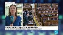 Espagne : Sanchez ne veut pas du chef de Podemos dans son gouvernement