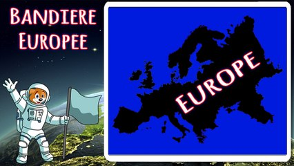 IMPARIAMO L'INGLESE: Bandiere Europa in inglese