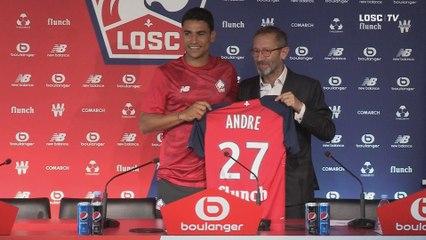 André, Jardim, Postolachi et Show officiellement présentés