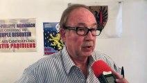 Jean-Philippe Allenbach parle du dépérissement du centre-ville de Besançon