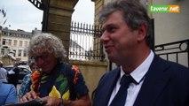 Yves Evrard: Recours à Neufchâteau : le gouverneur veut interroger la cour constitutionnelle avant de prendre sa décision !