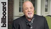 Billy Joel Plays 'Fishing For Answers' | Billboard