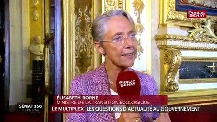Suspension de la ligne Perpignan-Rungis: Il aurait fallu anticiper au cours des dernières décennies  »se défend Elisabeth Borne