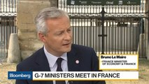 Le Maire Says France, U.S. 'Moving On' on Digital Tax
