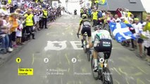 Tour de France 2019 : Yates et Mühlberger en tête au sommet de la Hourquette d'Ancizan