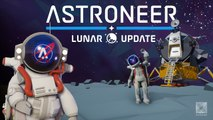 Astroneer - Trailer mise à jour Lunar