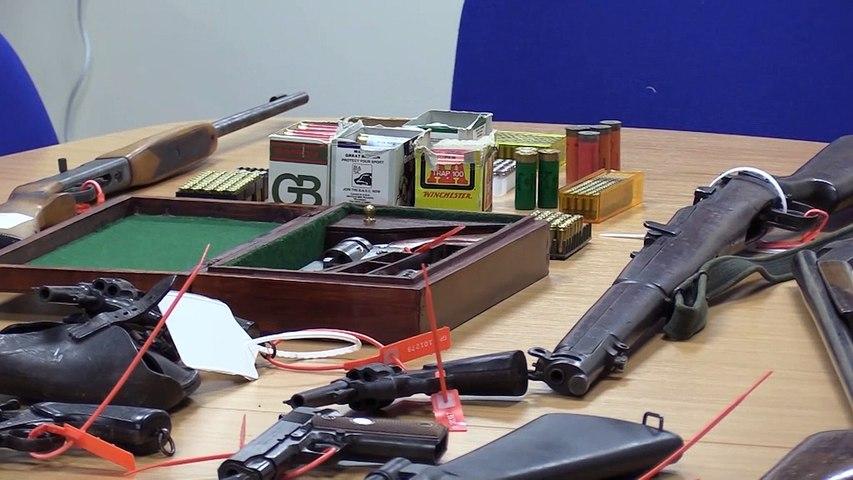 West Midlands Police's National Initiative On Violent Crime!
