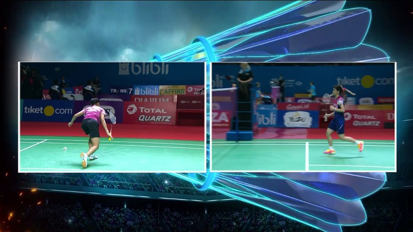 BLIBLI Indonesia Open 2019   Round of 32 WS Highlights   BWF 2019