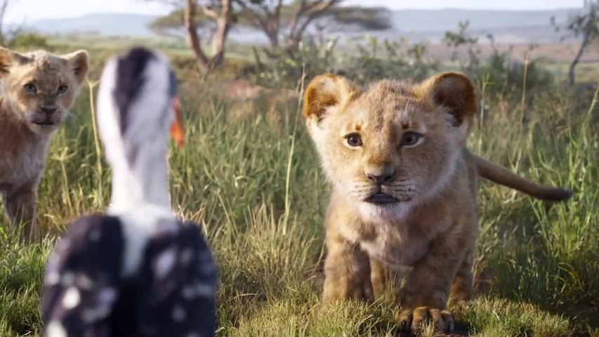 The Lion King (French 15 Second Spot)