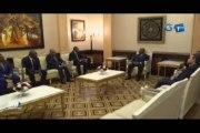 RTG/Rencontre entre le président de la République et les acteurs du pouvoir judiciaire