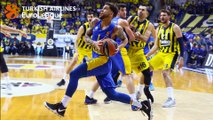 Best plays of Maccabi returnees