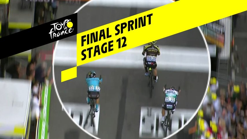 Near live Palettes Graphiques - Étape 12 / Stage 12 - Tour de France 2019