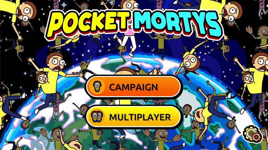 Pocket Mortys ☼ Newbs Walk through, Me