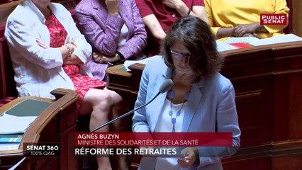 Réforme des retraites : des préconisations qui relèveraient de la méthode Coué selon une sénatrice socialiste