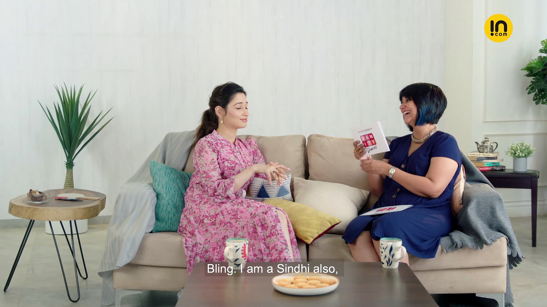 Amazon beauty presents Vanity Diaries   Episode 3- Discover Tamannaah's Love For Bling And Everything In Between
