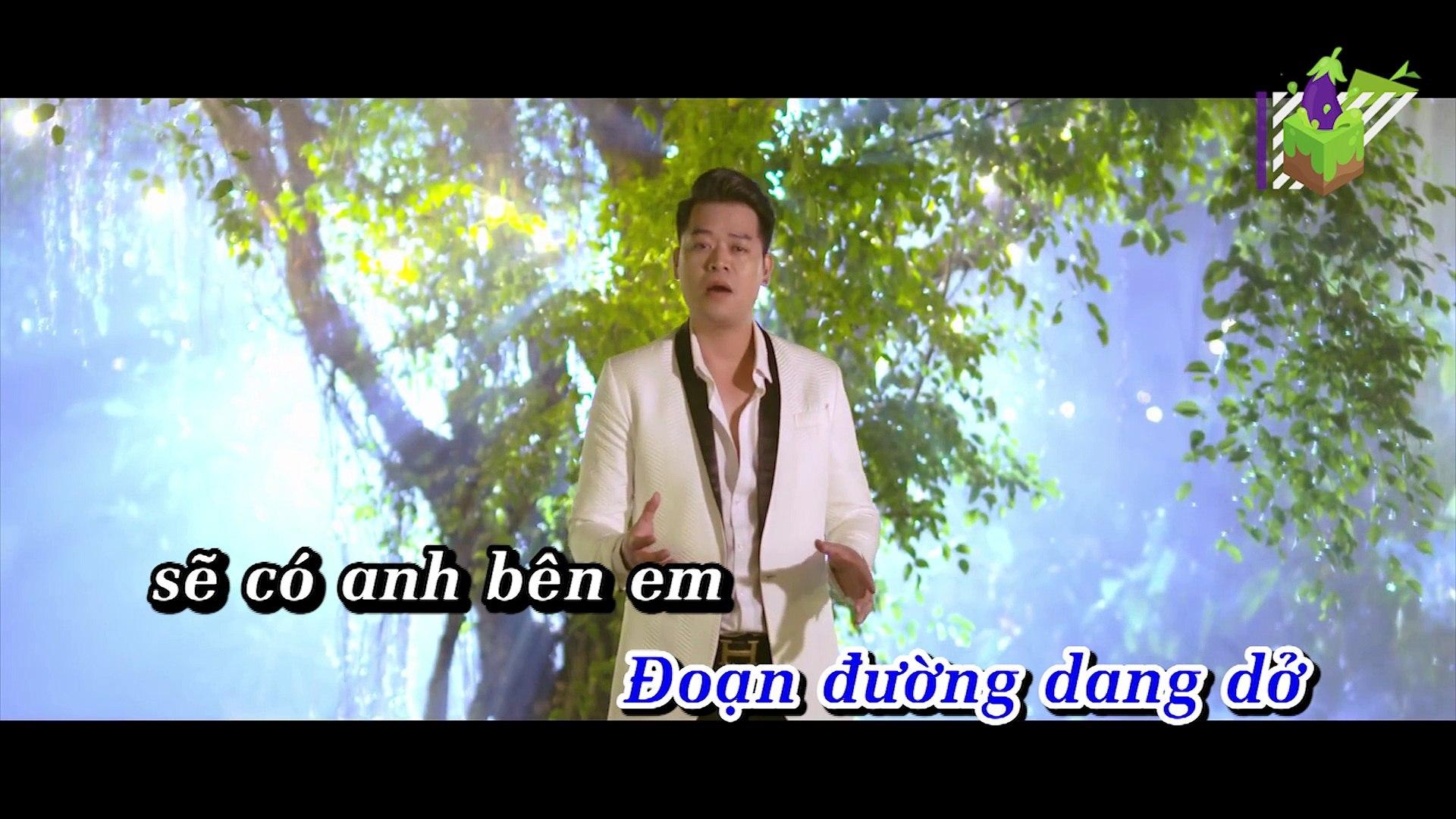 [Karaoke] Chờ Anh Em Nhé - Châu Khải Phong Ft. Thành Nam [Beat]