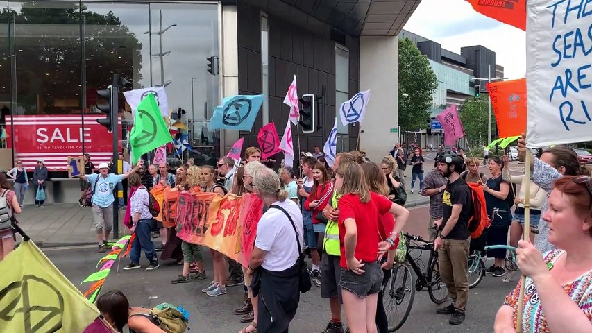 YOUR Thoughts On Extinction Rebellion's Protest!