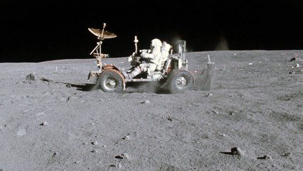 The Design of the Lunar Rover Was Mostly Guesswork