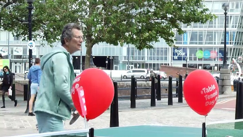 The Mental Health Benefits Of Table Tennis!